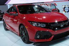Keluarga Baru Honda Civic Turbo Meluncur di LA