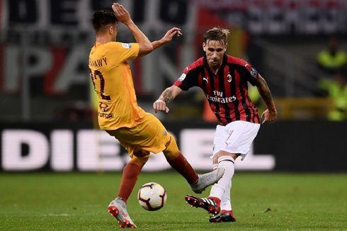 Jadwal Liga Italia Pekan Ke-28, Big Match AC Milan Vs AS Roma