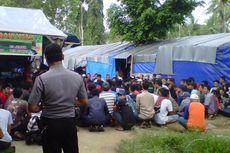Pedagang Lesehan Candi Borobudur Tolak Relokasi