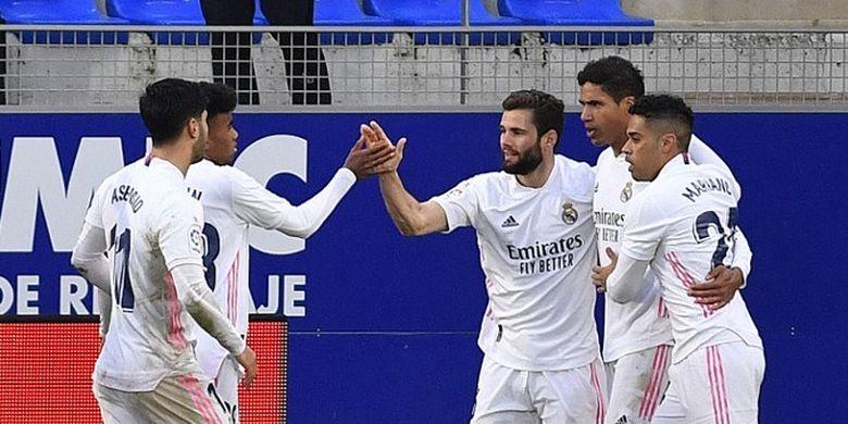 Tidak Disangka, Klasemen Liga Spanyol: Real Madrid dan Sevilla Geser Barcelona