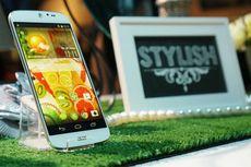 Acer Liquid Jade, Android untuk Aksesori Fashion