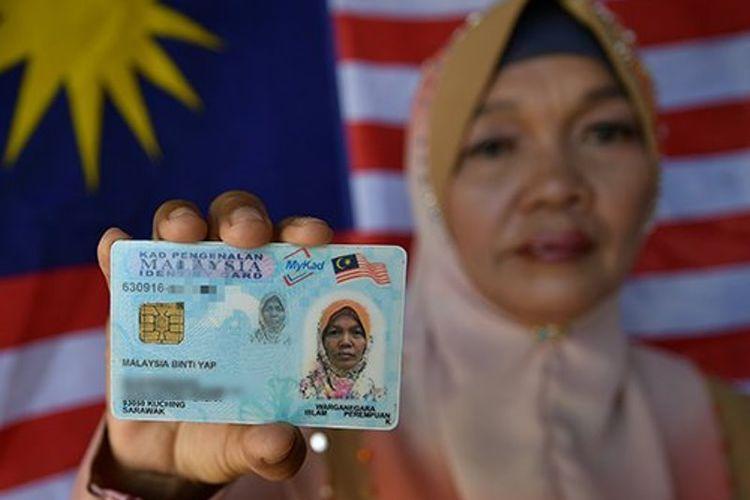 Malaysia Yap (54) memiliki nama unik karena lahir tepat pada Hari Malaysia, 16 September 1963. (China Press)