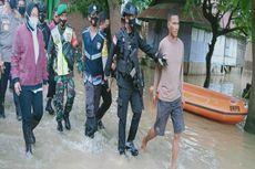 Kunjungi Korban Banjir di Bima, Mensos Risma Ajak Masyarakat Menjaga Lingkungan