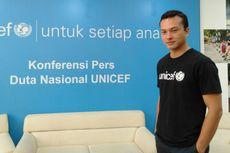 Jadi Duta Unicef, Nicholas Saputra Suarakan Hak-hak Anak