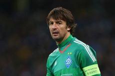 Ukraina Kirisis Pemain karena Covid-19, Shevchenko Minta Asisten Pelatih Jadi Kiper