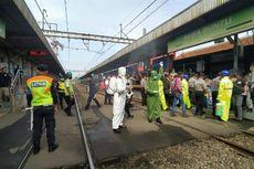 Akibat Wabah Corona, Penumpang KRL di Stasiun Rawabuntu Menurun 40 Persen