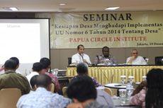 Kementerian Desa Canangkan Papua sebagai Lumbung Pangan