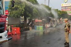 Derita PKL Alun-alun Purwokerto, Disemprot Disinfektan Saat Berjualan hingga Jual Motor untuk Menyambung Hidup