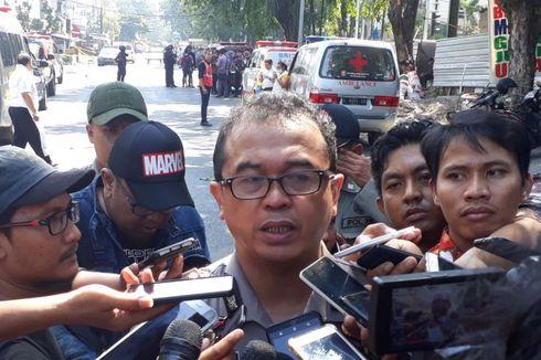 Polda Jatim: Jumlah Korban Bom di Surabaya dan Sidoarjo 17 Orang
