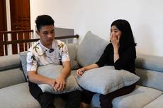 Manager Fiki Naki Menangis Dihujat Fans Dayana karena Kesalahpahaman Konten Valentine