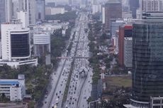 MRT dan Monorel Jalan, Jokowi Baru Bangun Enam Ruas Tol Dalam Kota