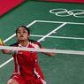 Menang Impresif, Gregoria Mengaku Tegang Tampil di Olimpiade Tokyo