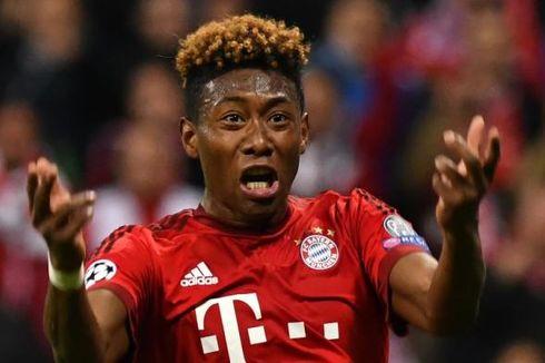 Van Dijk Cedera, Liverpool Disarankan Rekrut Bek Bayern Muenchen David Alaba