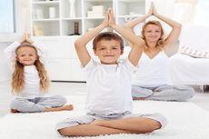 Yoga Anak, Terapi Autisma yang Menyenangkan