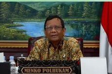 KPK Tangkap Menteri Edhy Prabowo, Mahfud Teringat Ucapan Firli Bahuri
