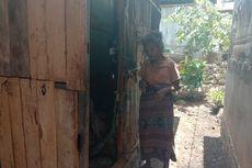 Mari Bantu Theresia, Nenek 70 Tahun yang Tinggal Sebatang Kara di Gubuk Bekas Toilet
