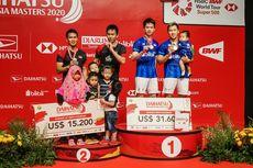 Berjaya, Indonesia Sabet 3 Gelar di Daihatsu Indonesia Masters 2020