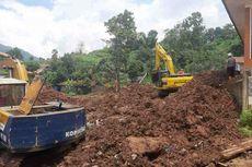Lokasi Longsor di Sumedang Seharusnya Ditanami Pohon, tapi Malah Dibangun Beton