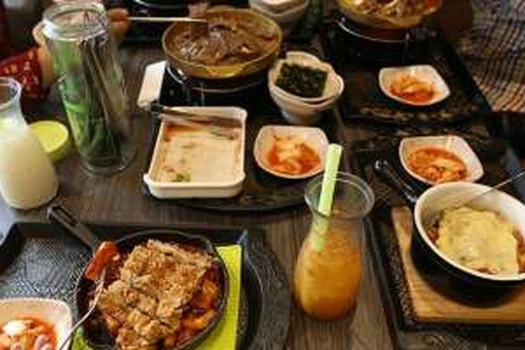 Menyantap Makanan Korea Cuma Rp 30 000 An Di Restoran Ini Halaman