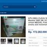 Bea Cukai Lelang Online Masker N95 di Tengah Pandemi Covid-19