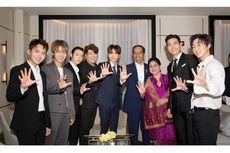 Di Hadapan Jokowi, Leeteuk Super Junior Akui Punya Pacar di Indonesia