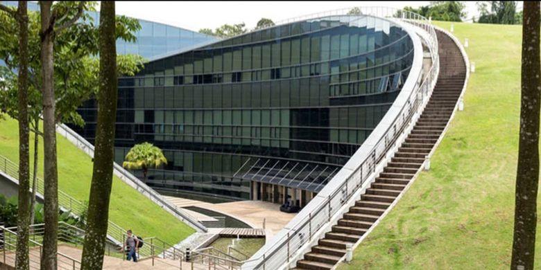 10 Universitas Terbaik Asia: NTU