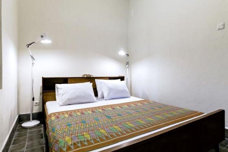 bhumi hostel yogyakarta, harga berkisar Rp 50.000 hingga Rp 85.000