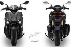 Yamaha Bakal Segarkan Aerox 155