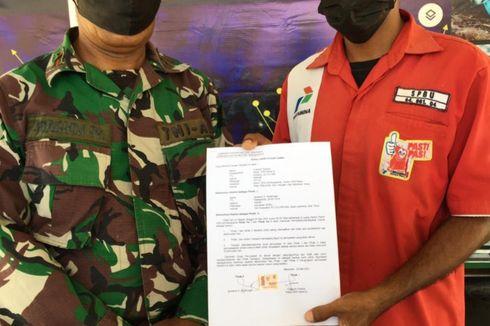 Kasus Oknum TNI Tampar Petugas SPBU karena Menolak Antre Isi Bensin Berujung Damai
