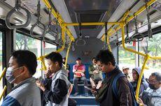 Ini Jam Operasional Transportasi Umum di Jakarta pada 12-16 Mei 2021