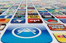 Diblokir Apple dan Google, Aplikasi