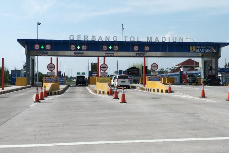 Update tarif Tol Surabaya-Madiun 2021.
