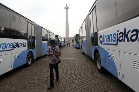 Bagaimana Perawatan Bus Transjakarta Zhong Tong?