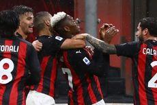 AC Milan Vs Spezia, Pasukan Muda Rossoneri Menang di Kandang