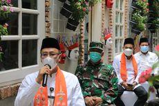 Pemkot Jakpus Rayakan Ultah DKI dari Eks Lokasi Kebakaran Kwitang