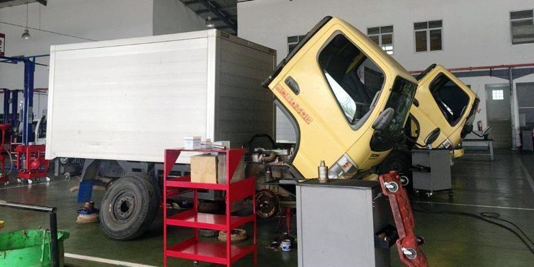 Truck Center Mitsubishi Fuso kini menjangkau semakin banyak daerah.