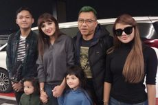Ashanty Bagi-bagi Uang ke ART, Liburan ke Jepang Sekaligus Jalani Terapi