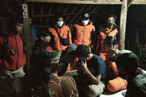 15 Jam Hilang Kontak, Pendaki Tersesat di Gunung Manglayang Ditemukan Selamat