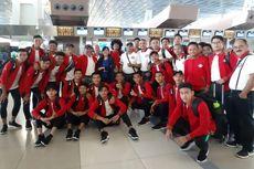 Jadwal Piala AFF U-18, Timnas U-18 Indonesia Vs Filipina Sore Ini