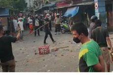 Tawuran di Pasar Manggis Diduga Dipicu Ledakan Petasan, 15 Terduga Pelaku Ditangkap