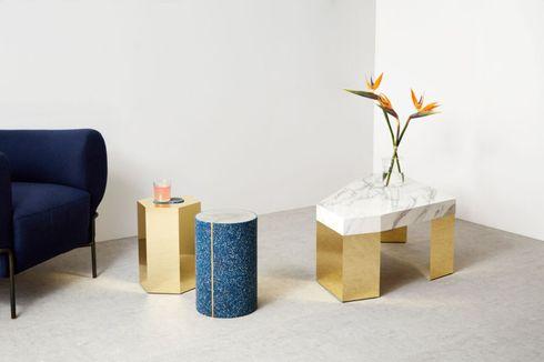 Desainer Ini Buat Perabot Mewah dari Karet Bekas