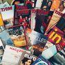 4 Cara Memanfaatkan Majalah Bekas untuk Dekorasi Ruangan