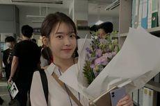 IU Rayakan Ulang Tahun di Lokasi Syuting Film Terbarunya