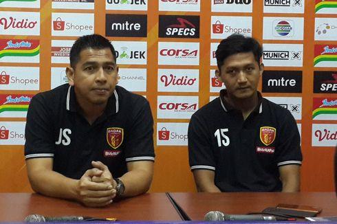 Penyebab Kekalahan Perseru Badak Lampung dari Arema