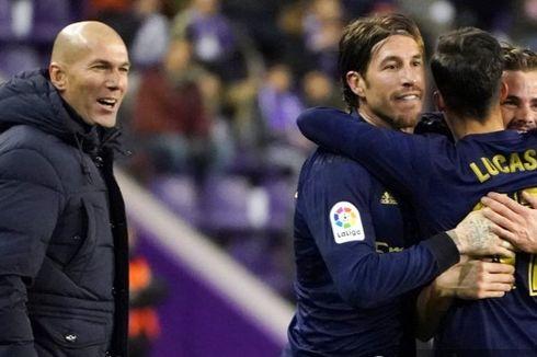 Liga Spanyol - Prediksi Susunan Pemain Real Madrid Vs Celta Vigo