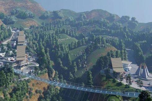 Jembatan Kaca di Kawasan Bromo Segera Dibangun