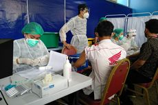Main Dealer Honda Jakarta-Tangerang Vaksinasi Diler dan Bengkel AHASS