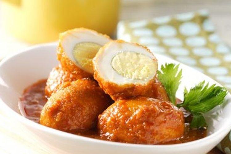 Resep Telur Bumbu Bali Buat Yang Kangen Nasi Ayam Bali