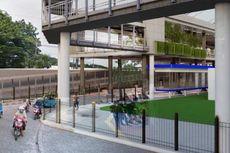 Proyek Skybridge Tanah Abang Mulai Dilelang, Nilainya Rp 35,1 Miliar