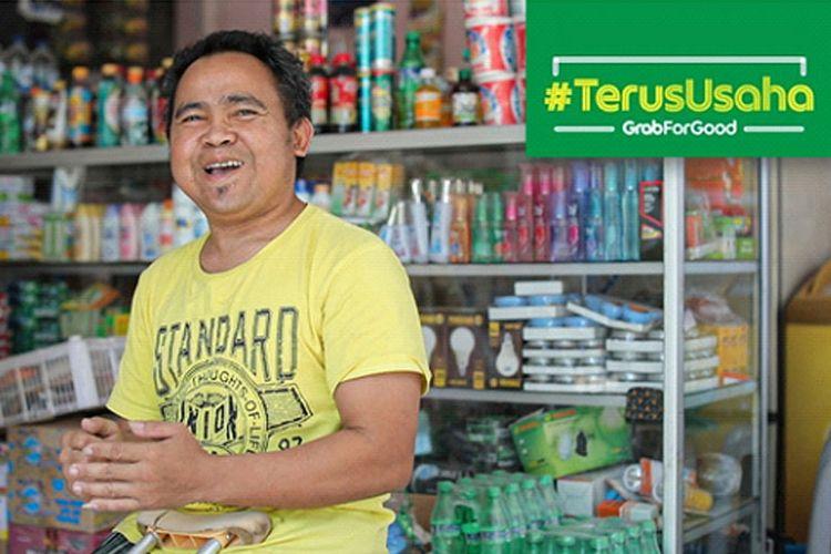 Dodo, agen GrabKios di Semarang mampu tingkatkan penghasilan hingga 70 persen.